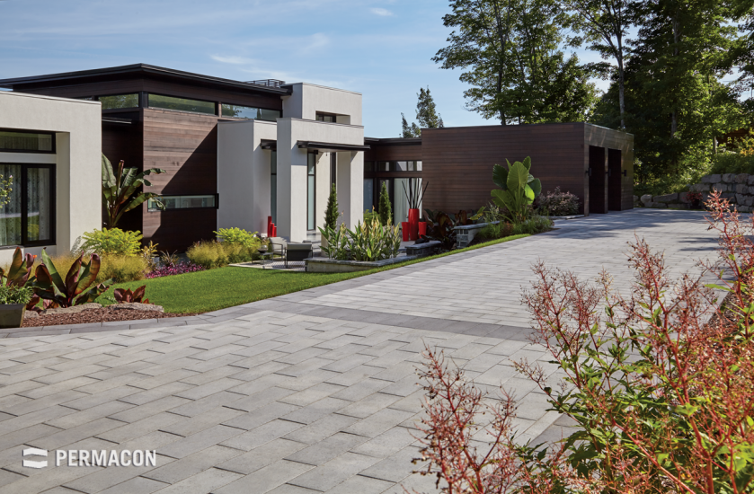 A versatile paver that suits all styles