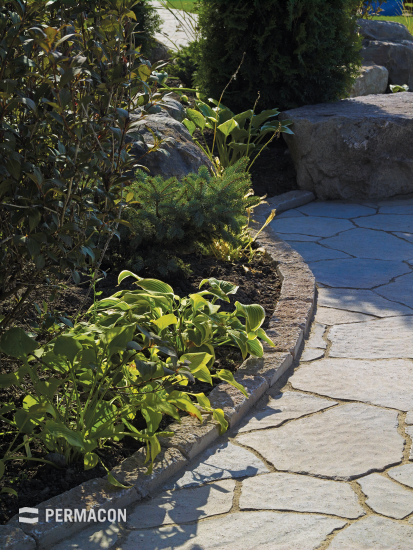 Complement your landscaping with a choice curb