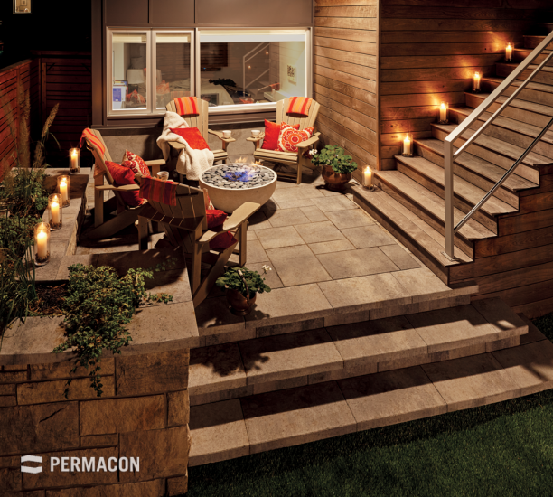 Magnificent relaxation area for unforgettable evenings